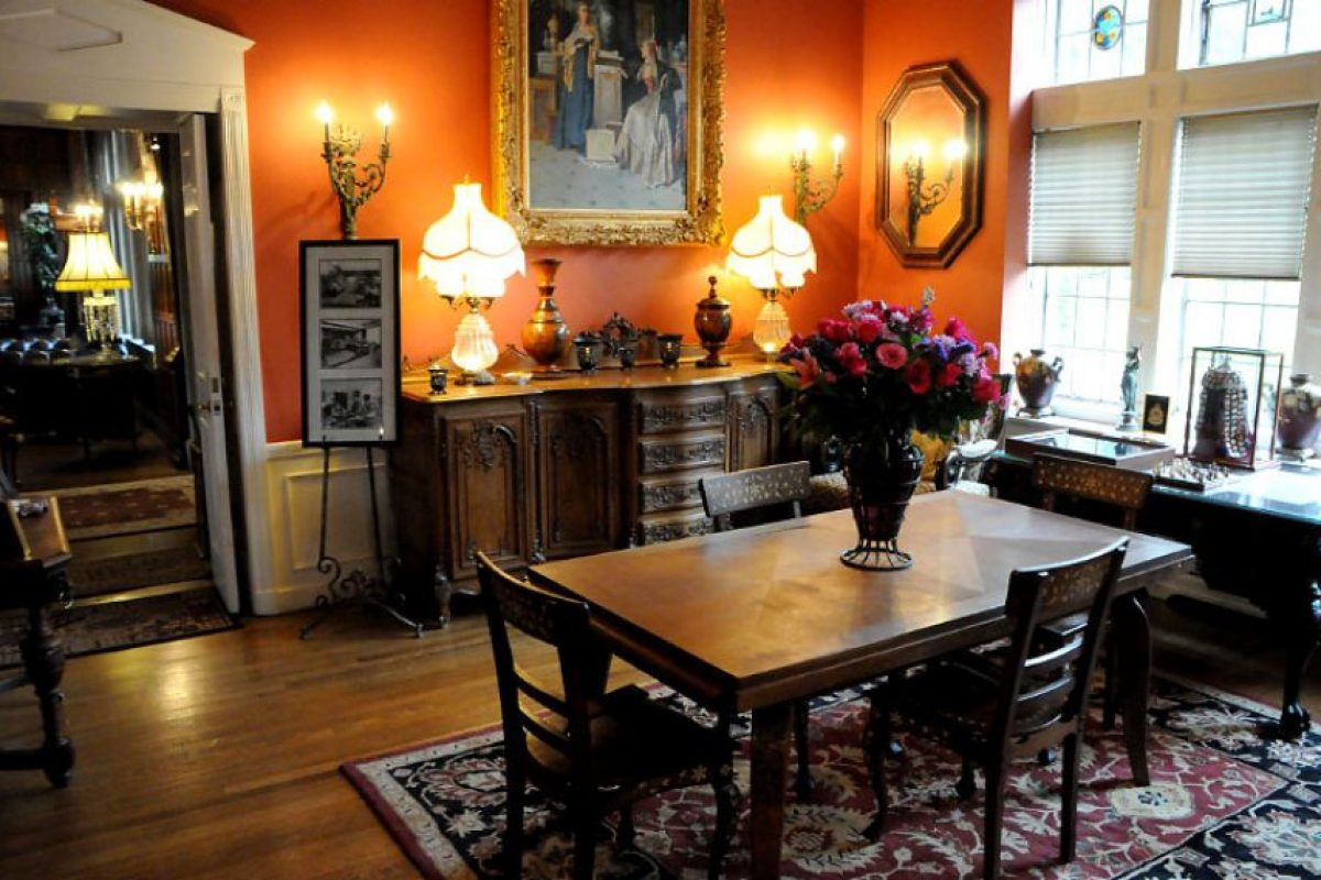 También se puede reservar para hacer eventos Foto:Thornewoodcastle.com. Imagen Por: