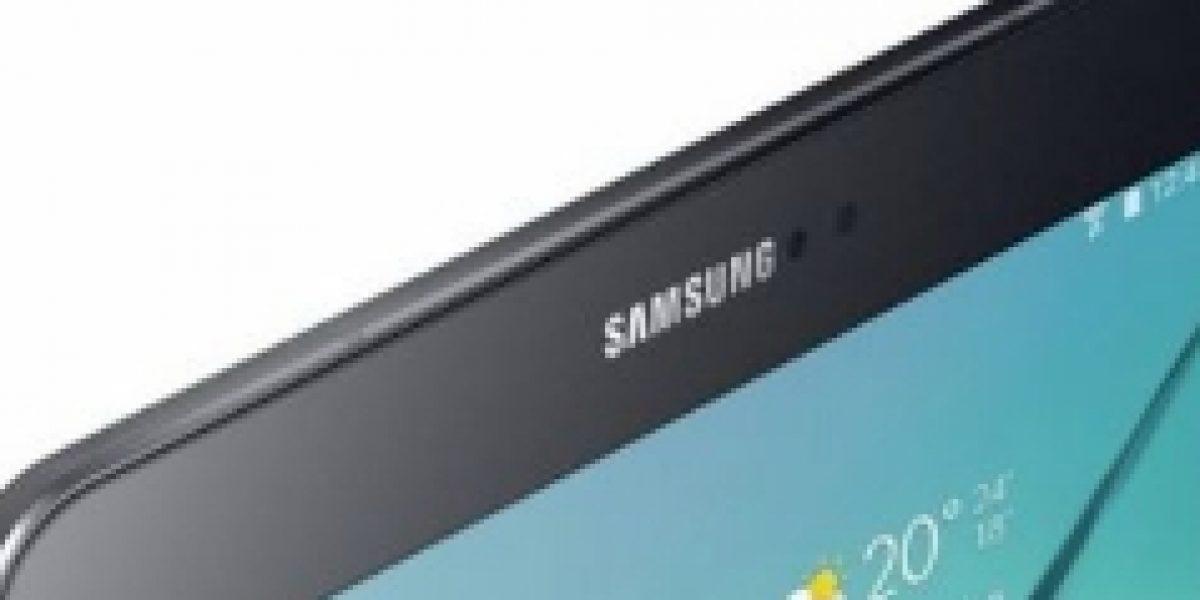 FOTOS: Nuevo tablet de Samsung que sorprende con su delgadez
