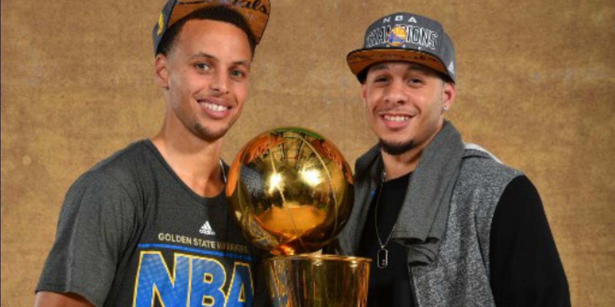 Más Curry para la NBA: hermano del MVP jugará en Sacramento