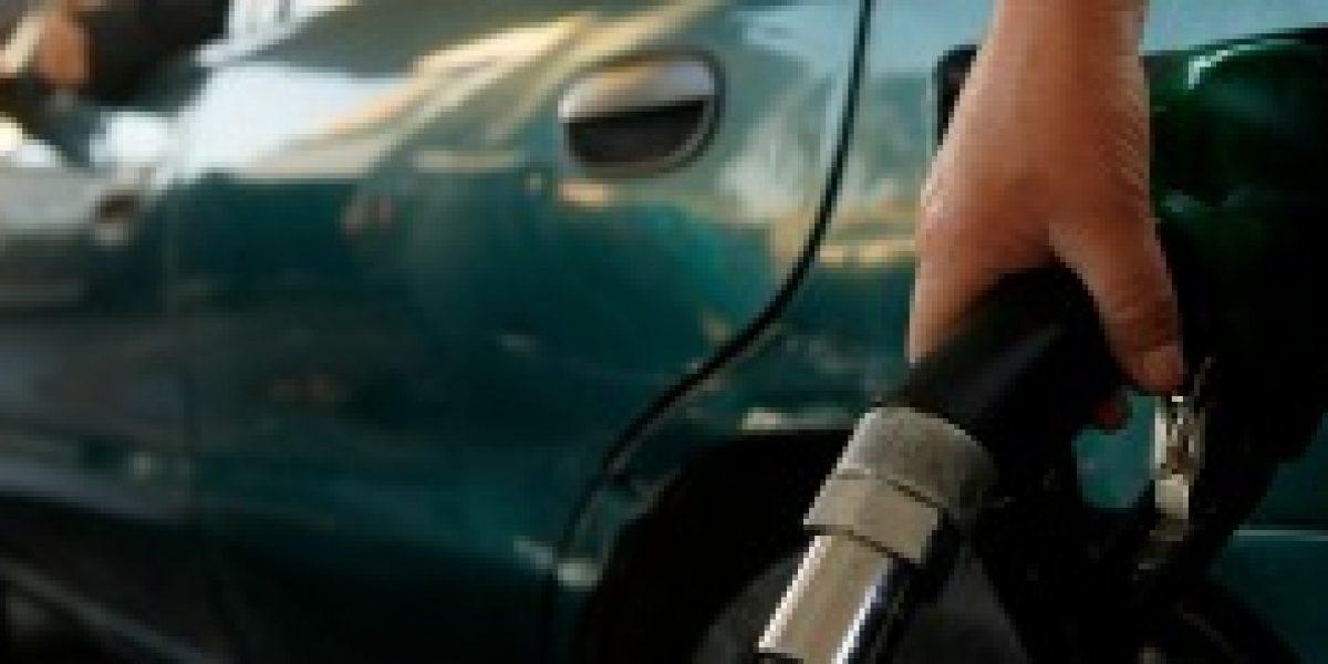 Precio de las bencinas sube nuevamente este jueves