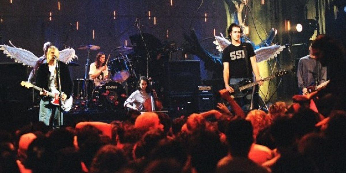 Joven filtró las fotografías del primer show de Kurt Cobain con Nirvana
