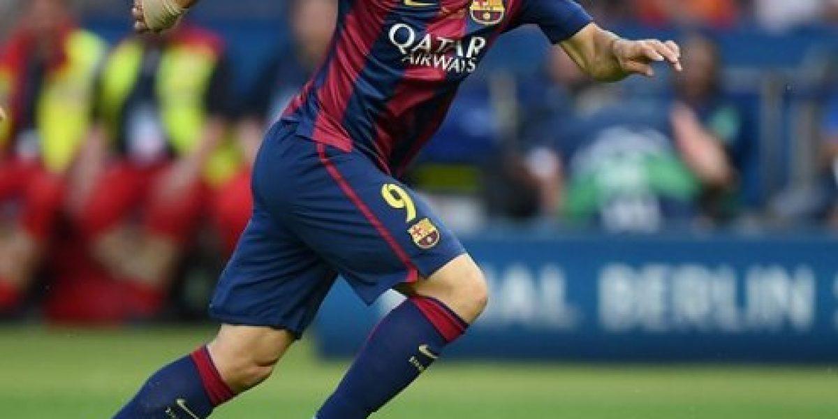 FC Barcelona venció a Los Angeles Galaxy en duelo de pretemporada
