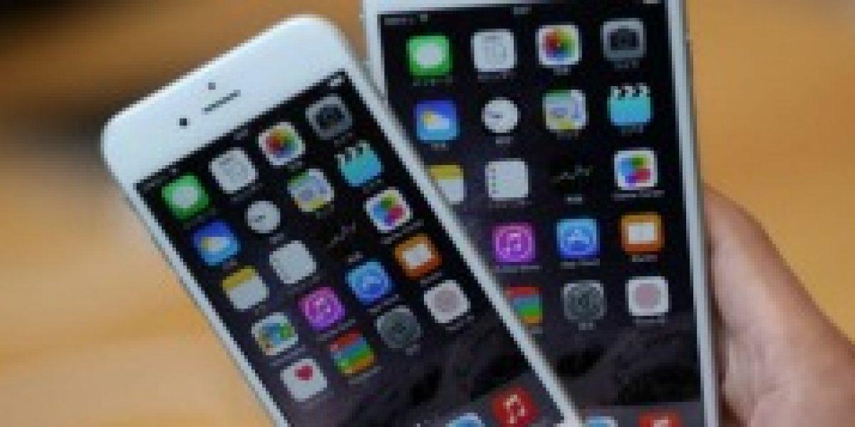 Ventas del iPhone decepcionan en Apple que ve como sus acciones se van a la baja