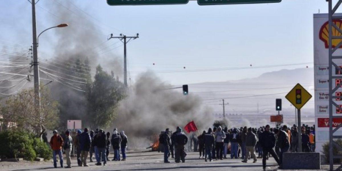 Codelco paraliza temporalmente faenas en El Salvador por movilizaciones