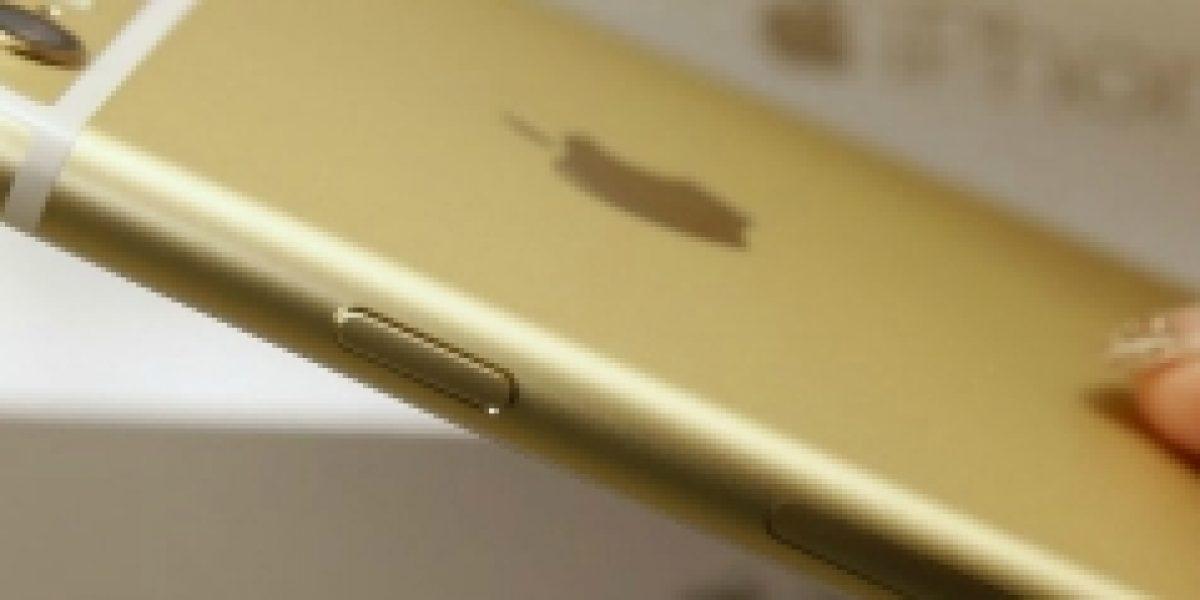FOTOS: El nuevo iPhone 6S Plus tendría una versión de oro