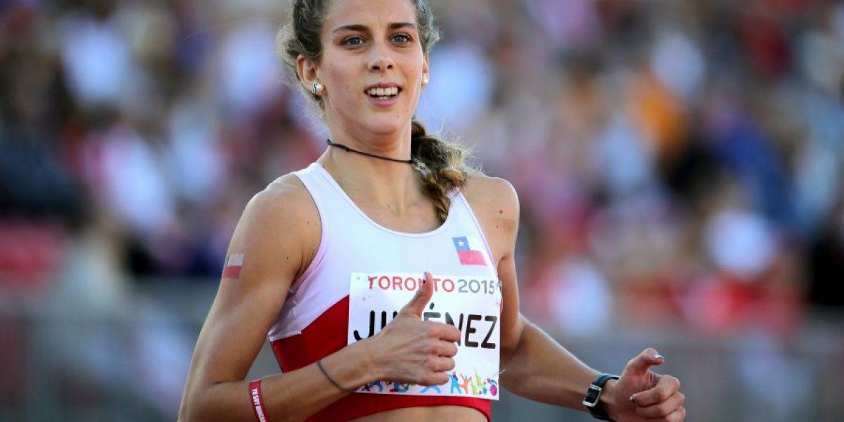 No alcanzó: Isidora Jiménez quedó fuera de la final de los 100 metros en Toronto