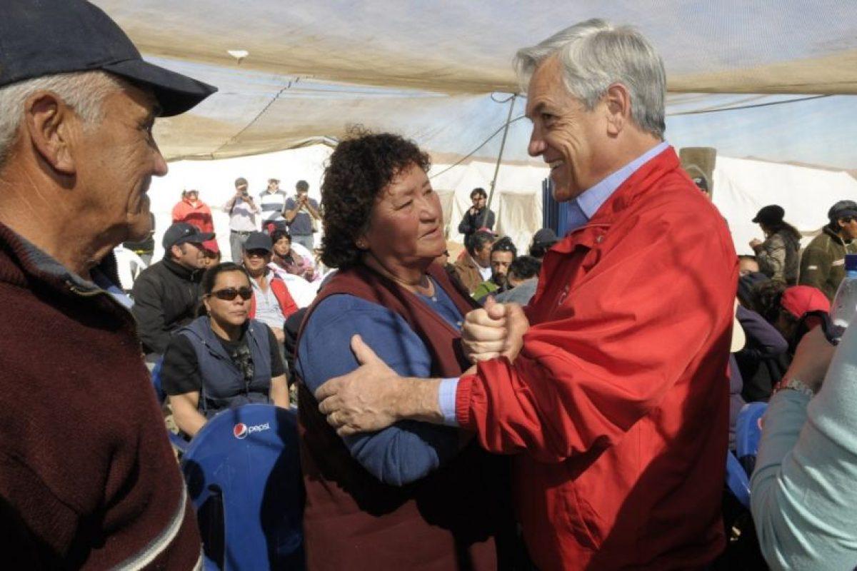 Foto:Sebastián Piñera. Imagen Por: