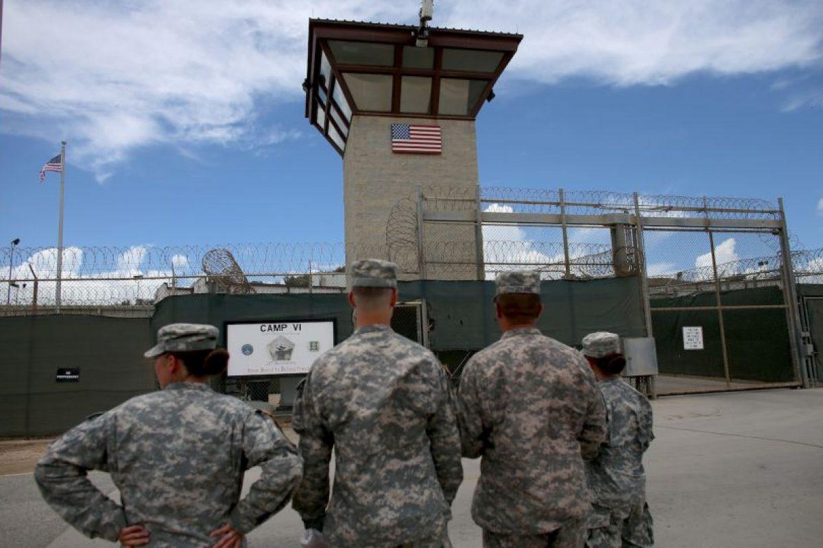 El presidente estadounidense prometió cerrar la prisión. Foto:Getty Images. Imagen Por:
