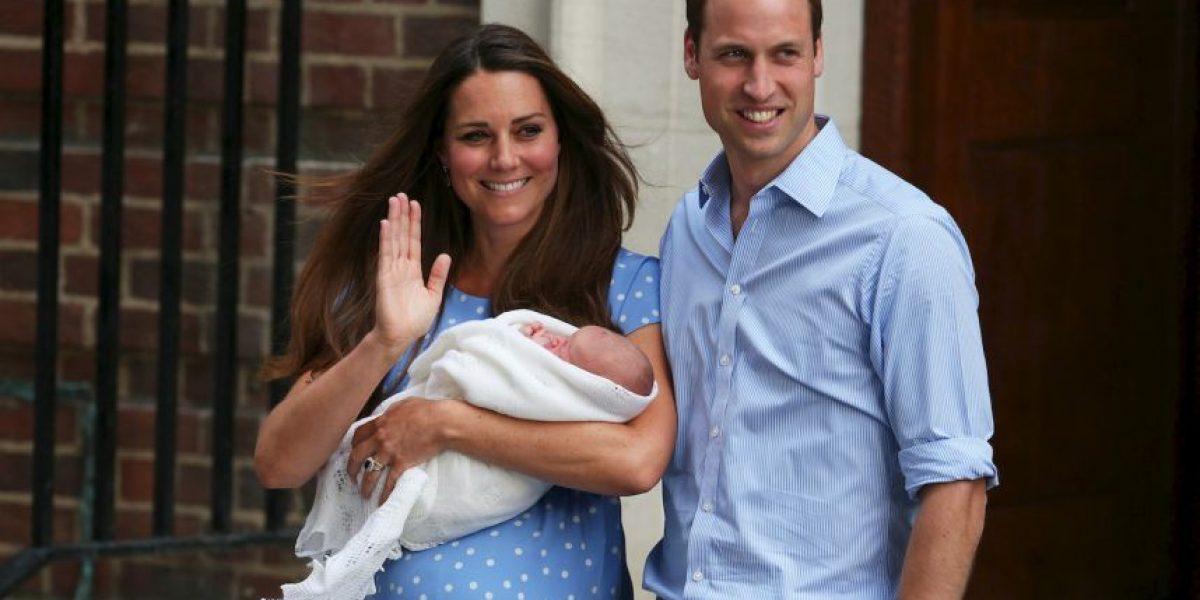 FOTOS: Así ha cambiado el hijo de los Duques de Cambridge