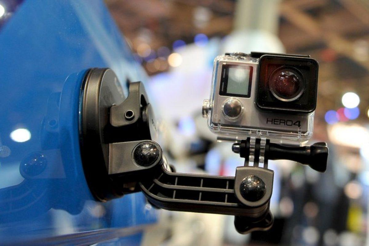 Son cámaras compactas, ligeras, resistentes y que pueden colocarse en vehículos Foto:Getty Images. Imagen Por: