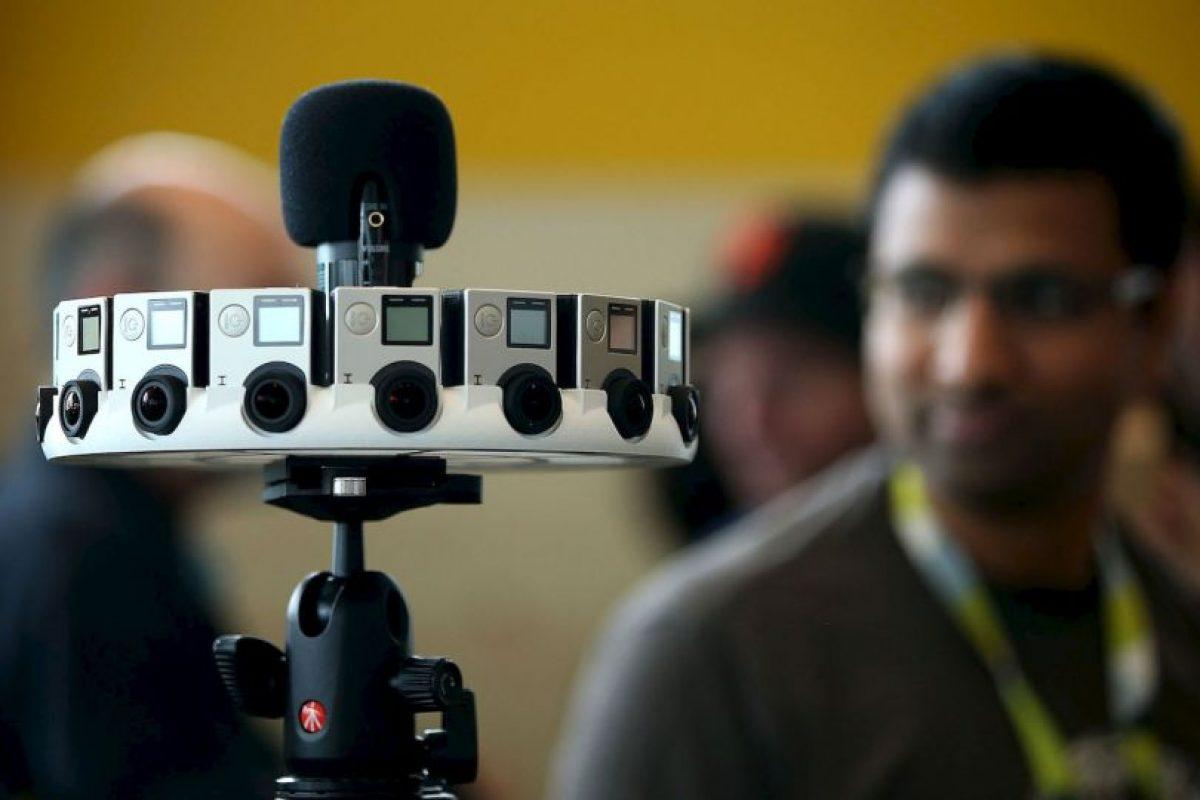 Que son empleadas principalmente para grabaciones y toma de fotografías de deportes extremos Foto:Getty Images. Imagen Por: