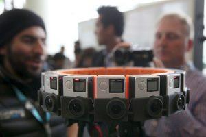 Capturan fotografías y graban videos en alta definición a través de un objetivo gran angular Foto:Getty Images. Imagen Por: