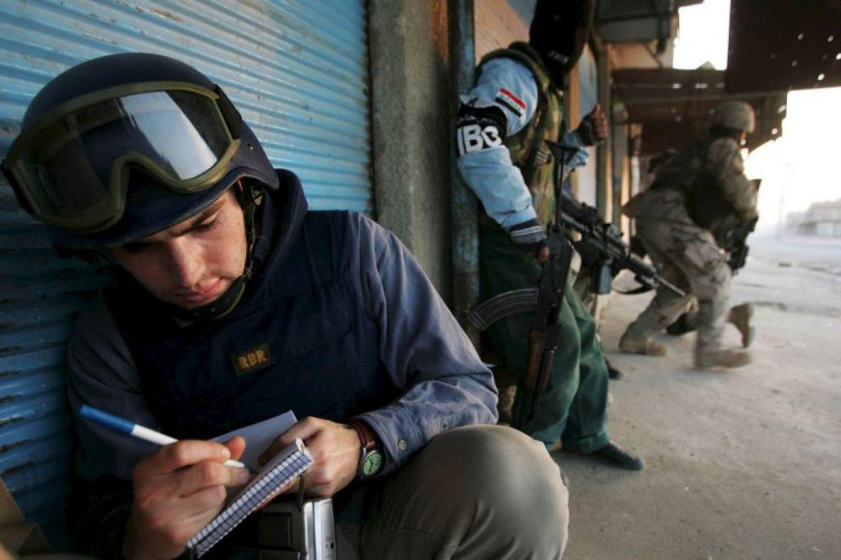 A continuación, les mostramos los cinco peores países para ejercer el periodismo, según Reporteros Sin Fronteras. Dicha lista incluyó 180 países. Foto:Getty Images. Imagen Por: