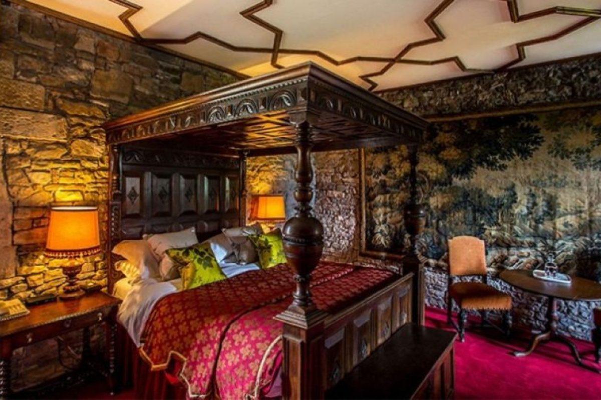 La suite de lujo se llama The Gatehouse y cuenta con doble recámara, dos baños y una cocina completa Foto:Thornburycastle.co.uk. Imagen Por: