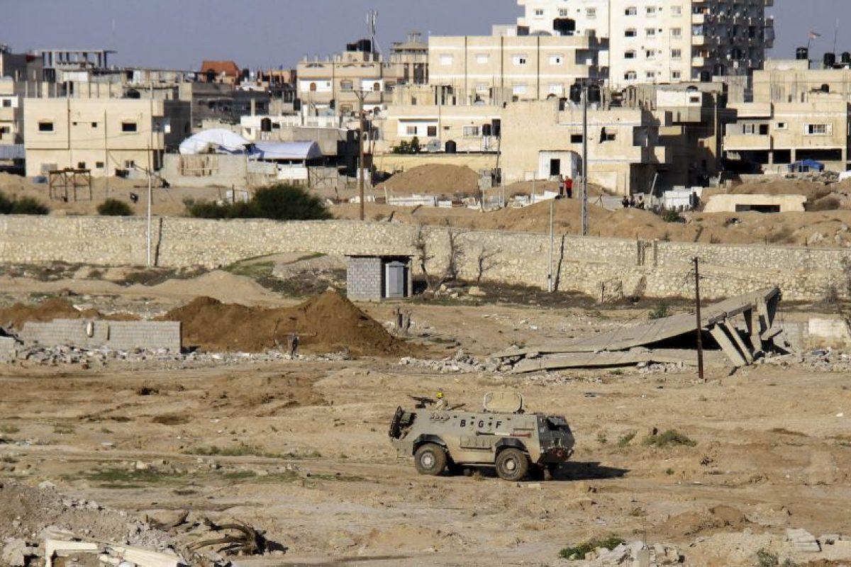 El objetivo de la bomba era atentar contra los kurdos. Foto:AP. Imagen Por: