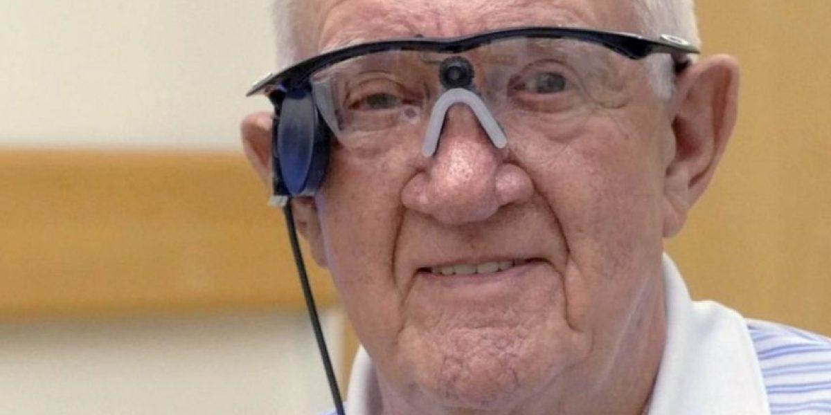 Un británico de 80 años recupera visión gracias a un ojo biónico