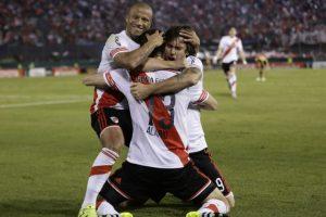 River Plate está en la final de la Copa Libertadores. Foto:AP. Imagen Por: