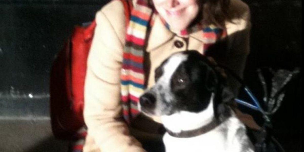 Mujer quiere casarse con su perro luego de