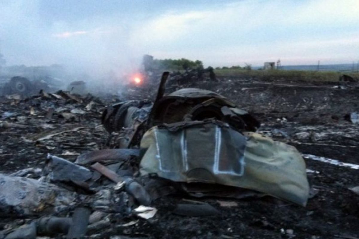 Este fue el segundo accidente más duro para Malaysia Airlines, cuyo vuelo MH370 simplemente desapareció. Foto:vía AP. Imagen Por: