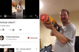 Pesa alrededor de 12.93 MB Foto:YouTube. Imagen Por: