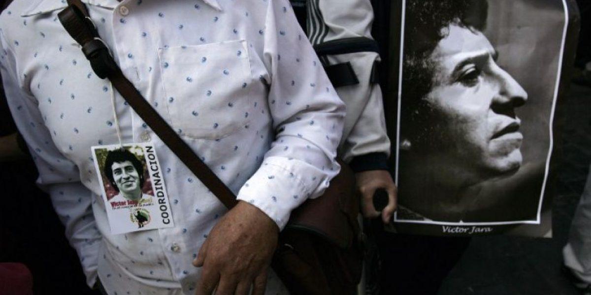 Muerte de Víctor Jara: 10 militares en retiro son procesados