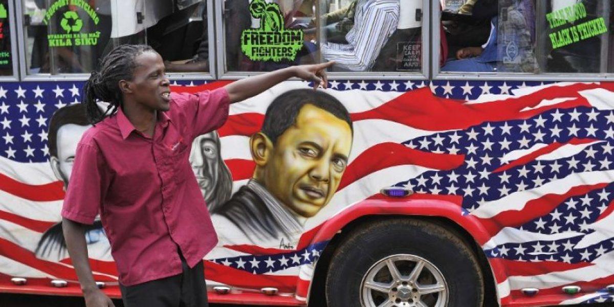 Así esperan la visita de Obama a Kenia