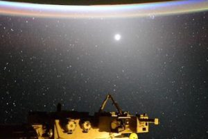 La vista desde la Estación Espacial Internacional Foto:Instagram.com/NASA. Imagen Por: