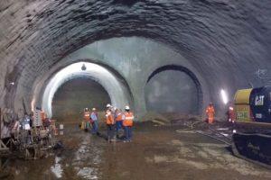 El estado de avance de la construcción de la Línea 6 de Metro, es de un 50%, por lo que se prevé la entrada en operación para el 2017. Foto:Publimetro. Imagen Por: