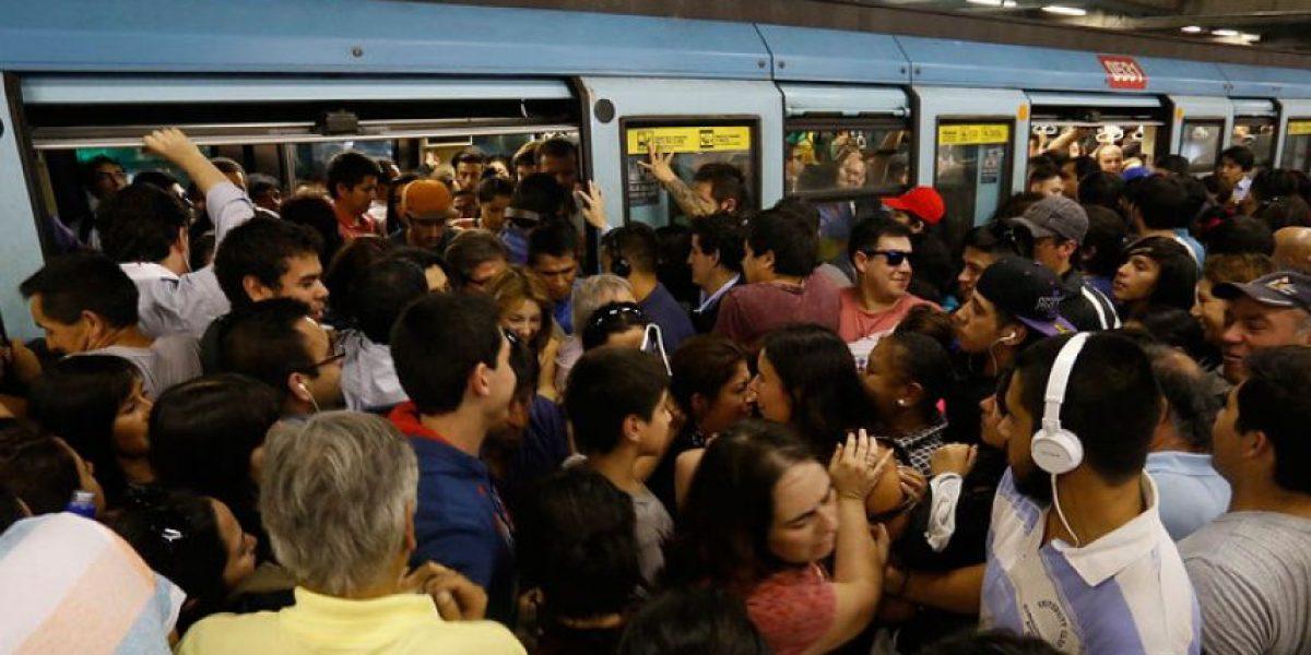 Con estas medidas Metro busca evitar el colapso de Línea 1