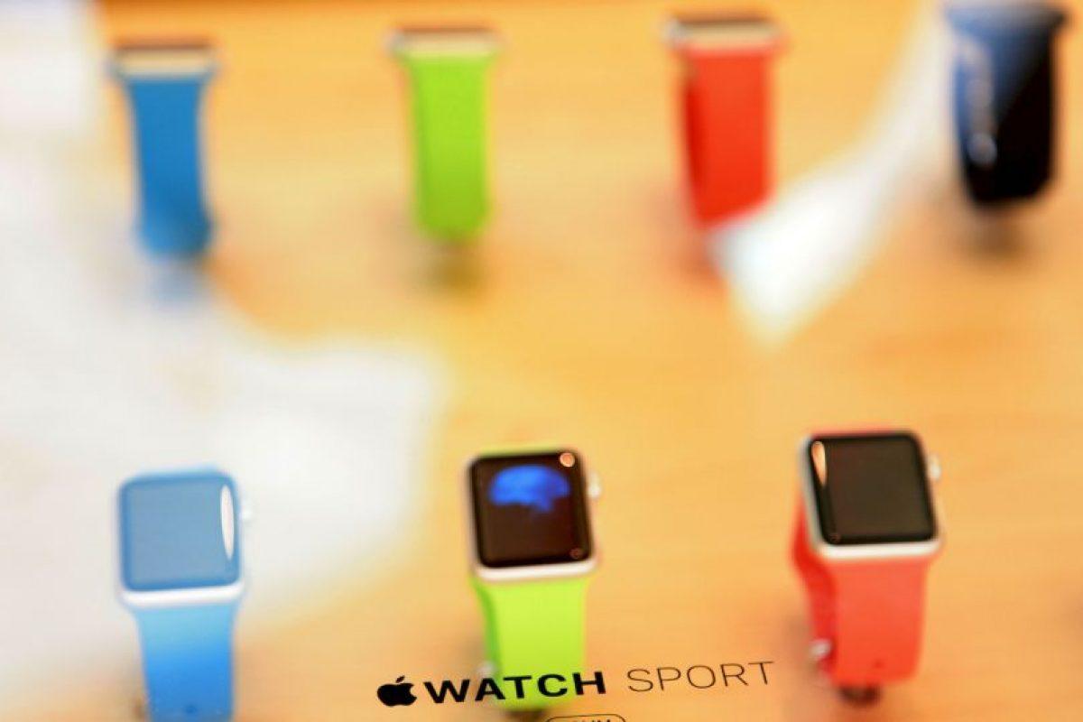 """The Verge: """"El reloj de Apple, como he revisado durante la última semana y media, es un poco lento… Foto:Getty Images. Imagen Por:"""