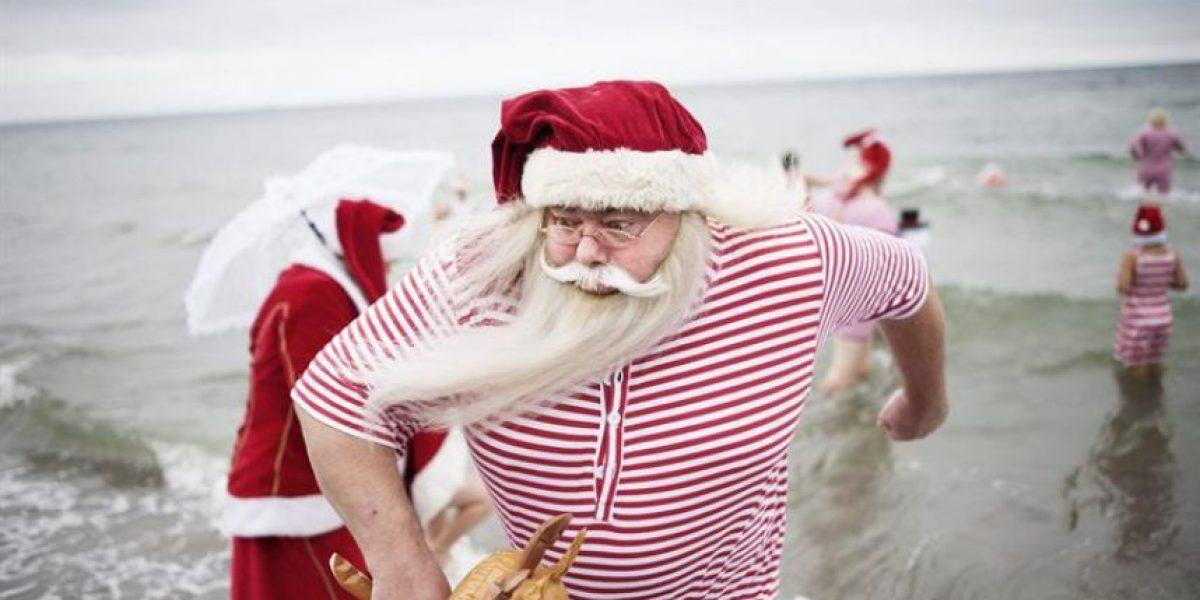 Así fue el Congreso Mundial de Papá Noel en Dinamarca