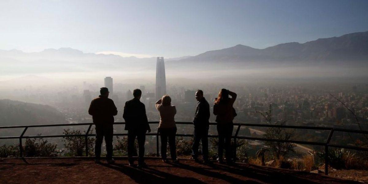 Decretan alerta ambiental para este jueves en Santiago