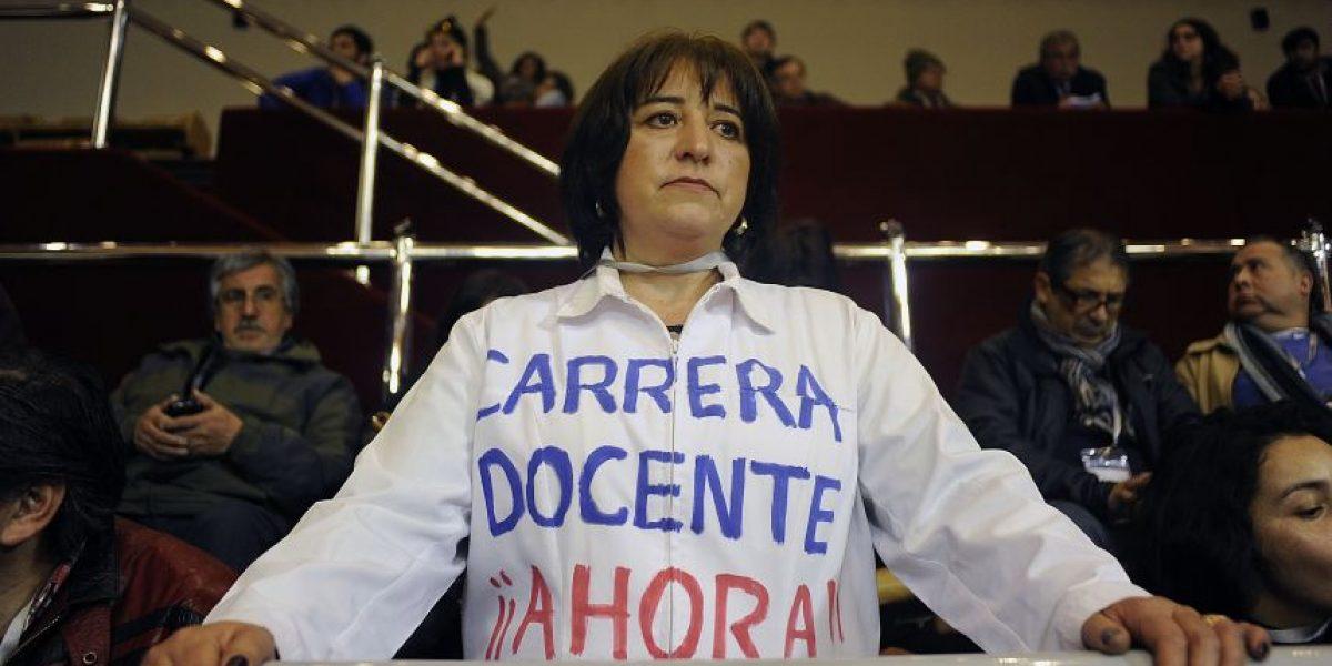 Cámara Baja aprueba idea de legislar proyecto de Carrera Docente
