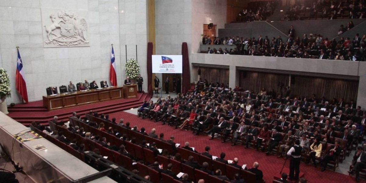 Total de parlamentarios beneficiados devolvieron el