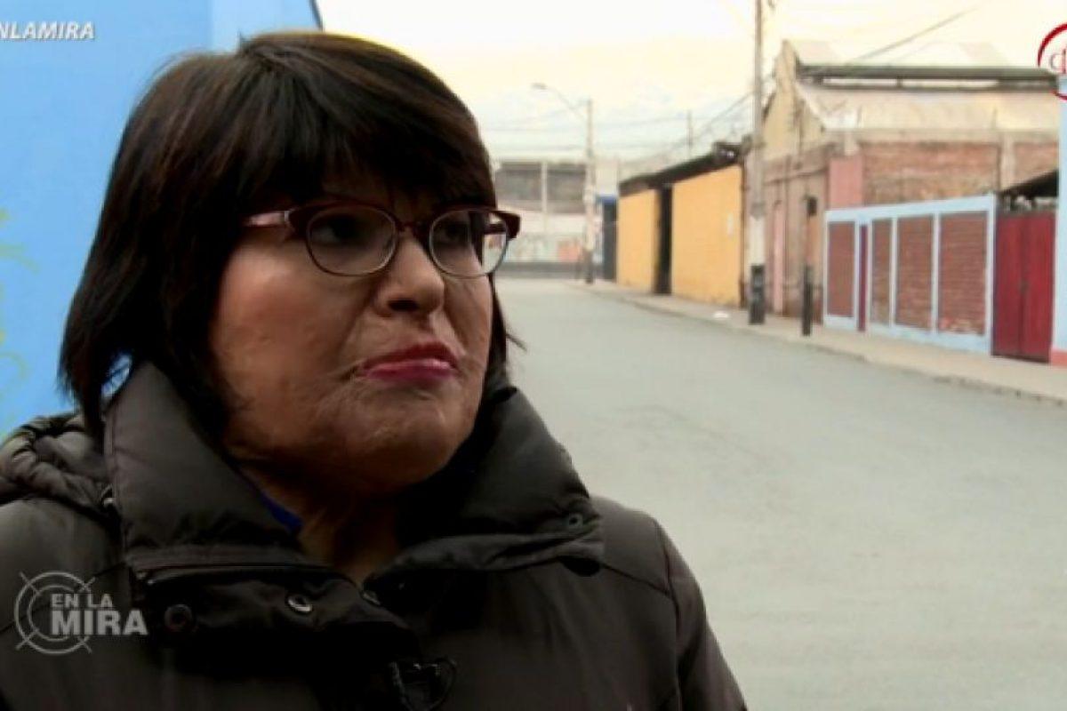 Carmen Gloria Quintana Foto:Chilevisión. Imagen Por: