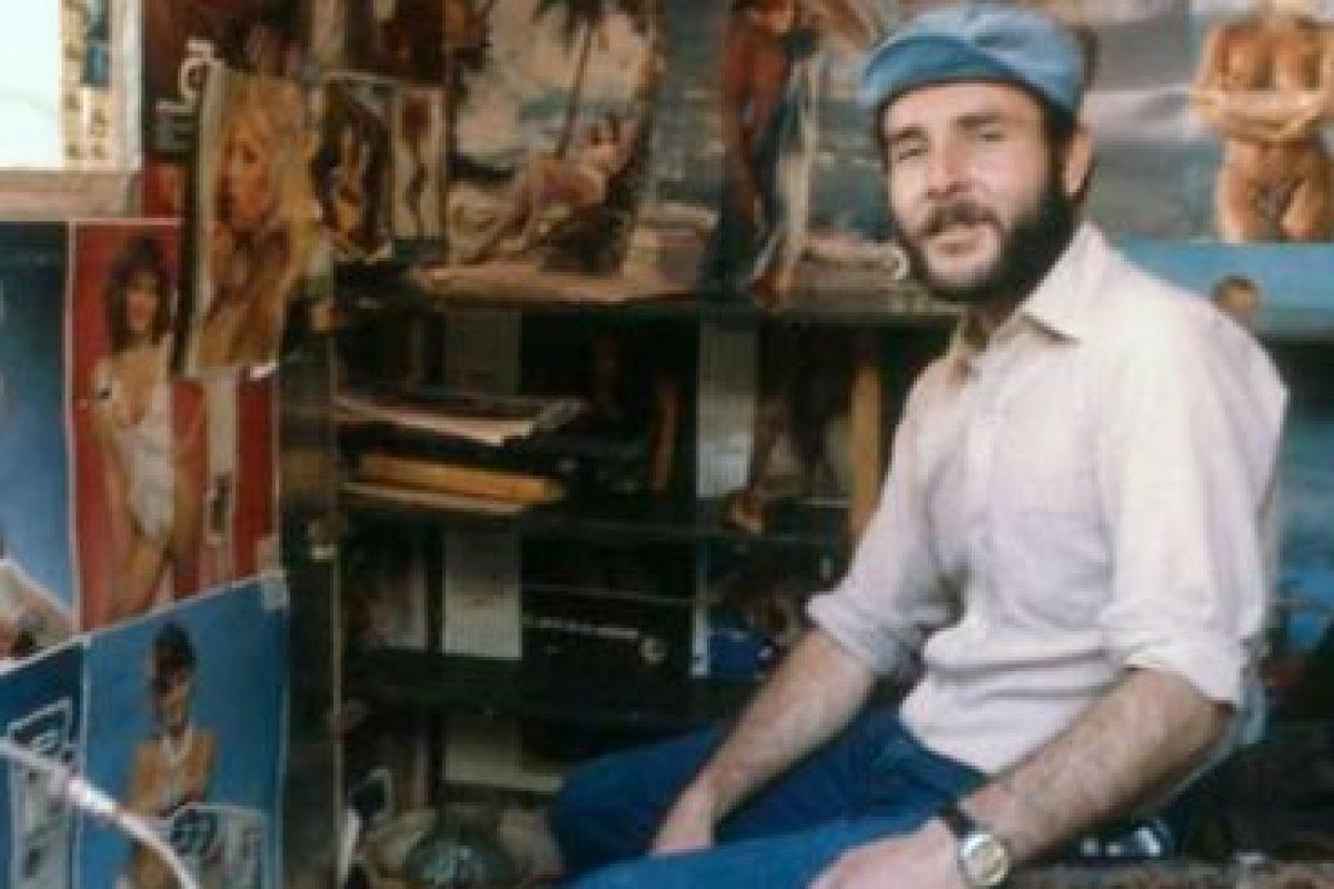 Fotografía de Rodrigo Rojas De Negri. Santiago en 1986. Foto:Reproducción. Imagen Por: