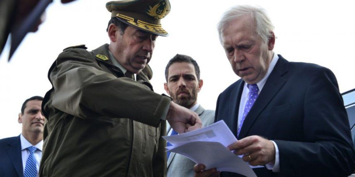 Gobierno anuncia querella por carabinero baleado en Peñalolén
