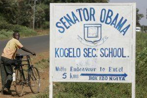 """Existe una escuela llamada """"Senador Obama"""" Foto:AP. Imagen Por:"""
