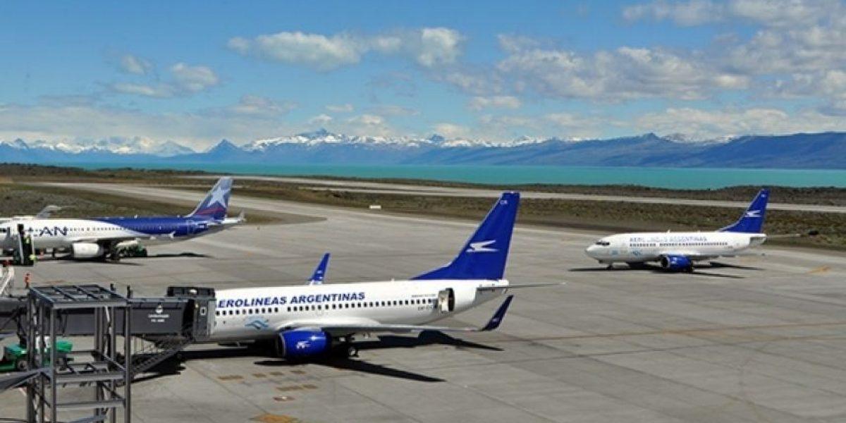 Polémica en Argentina por masiva cancelación de vuelos de aerolínea estatal