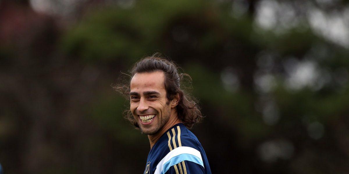 Jorge Valdivia y su regreso a Emiratos Árabes:
