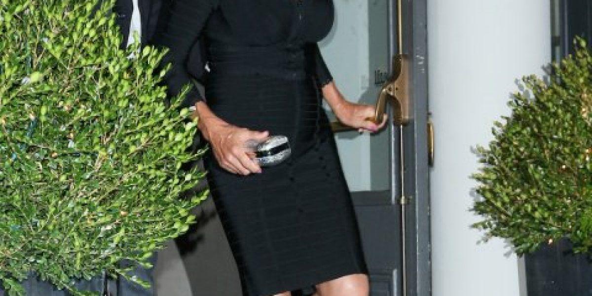 Caitlyn Jenner aparece por primera vez sin maquillaje