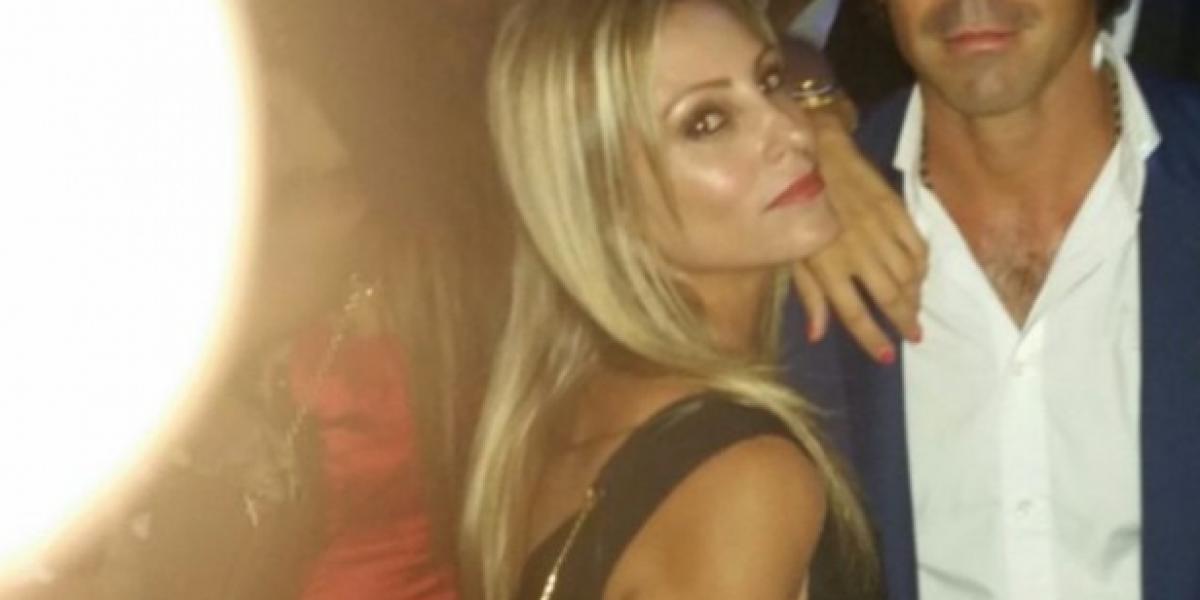 Carola Julio se fue de carrete con estrellas de Hollywood