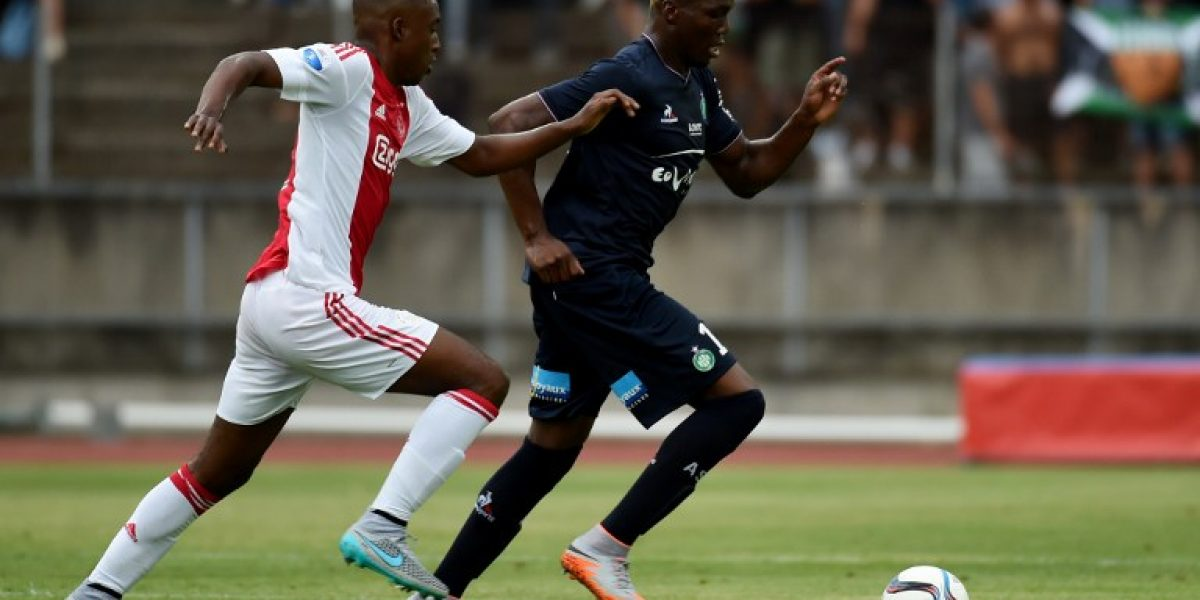 Florentin Pogba continúa con su carrera en Saint-Etienne