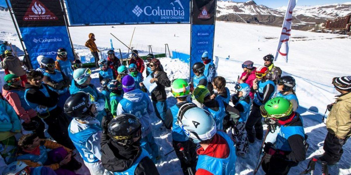 Competencia de running en la nieve se realizará por cuarta vez en Chile