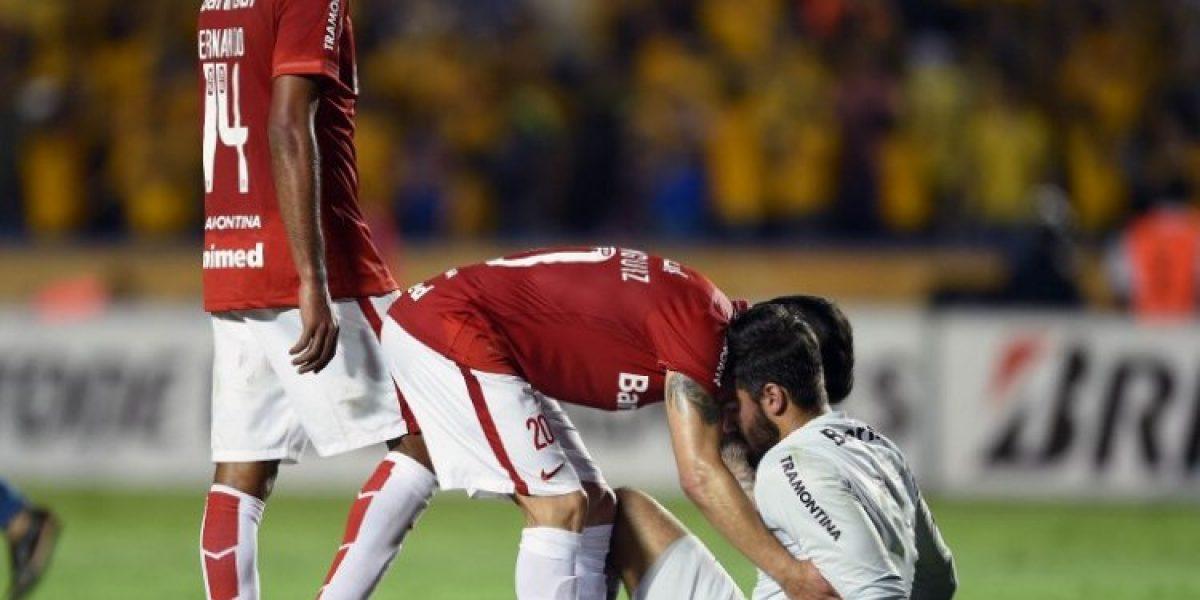 La deuda chilena en la Libertadores que no pudo saldar Charles Aránguiz