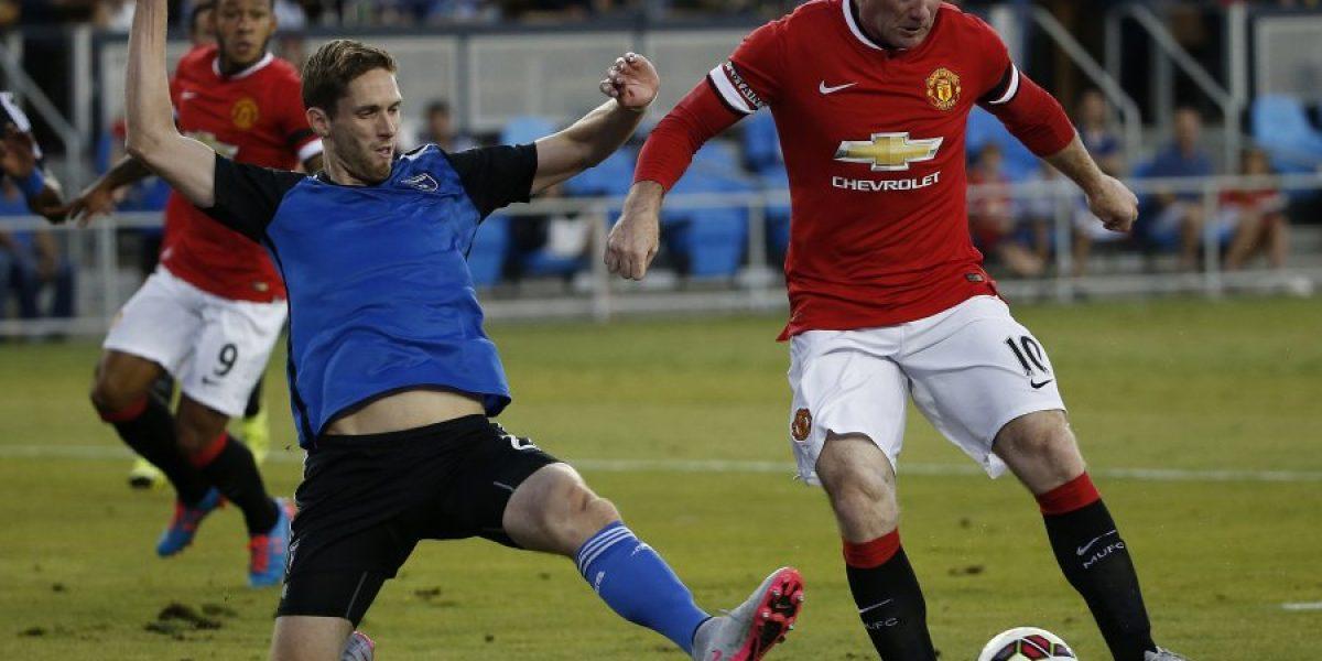 Wayne Rooney elogió al Barcelona: