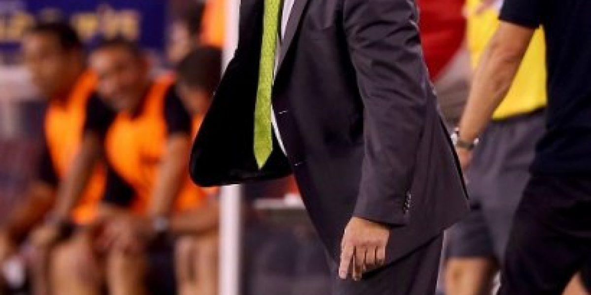 Piojo Herrera se lava las manos tras polémico arbitraje: