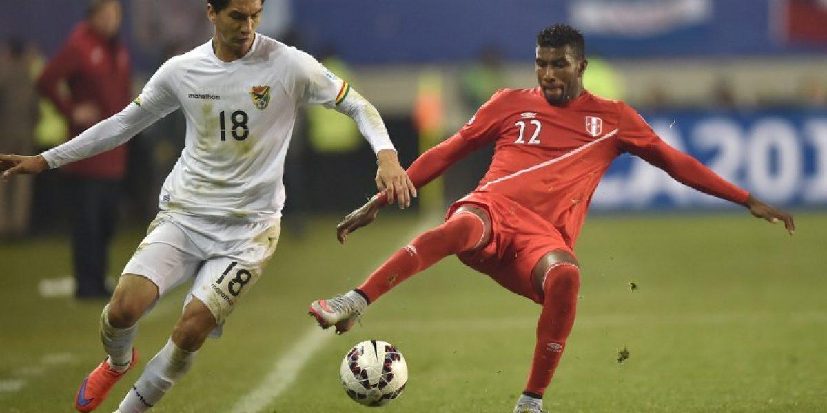 Figura de Perú en Chile 2015 deja el modesto Melgar para jugar la Champions