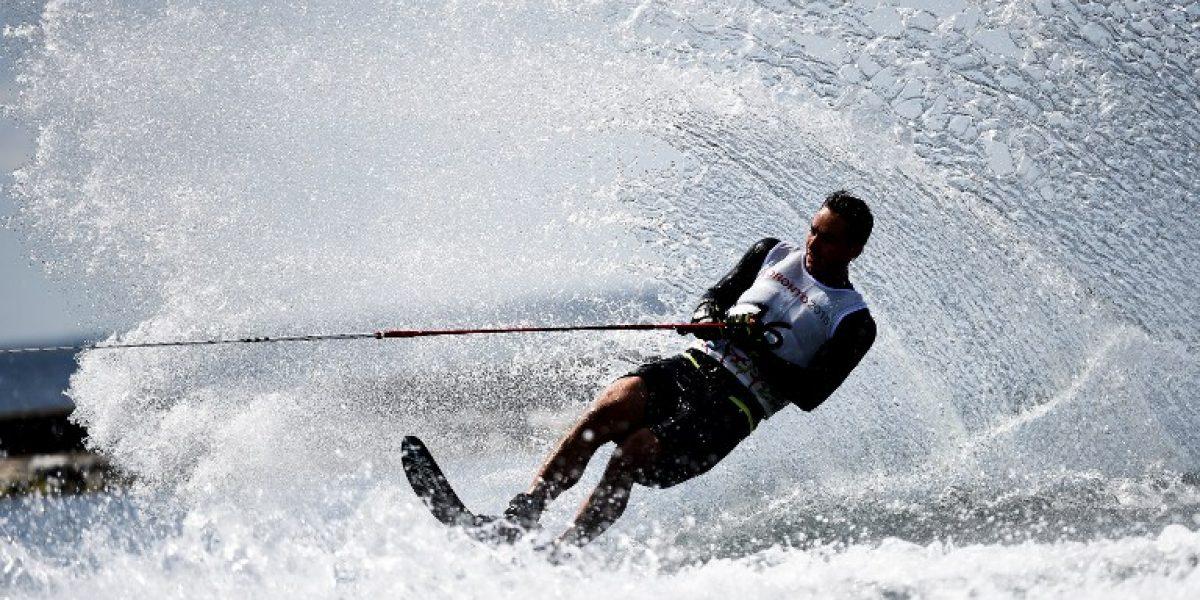 ¡Hermanos Miranda se hacen grandes! logran plata y bronce en salto de esquí náutico