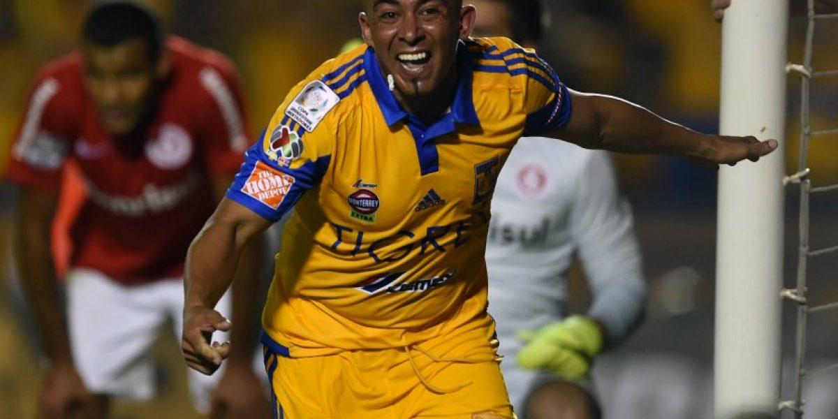 Tigres vapuleó a inter de Aránguiz y es finalista de la Libertadores